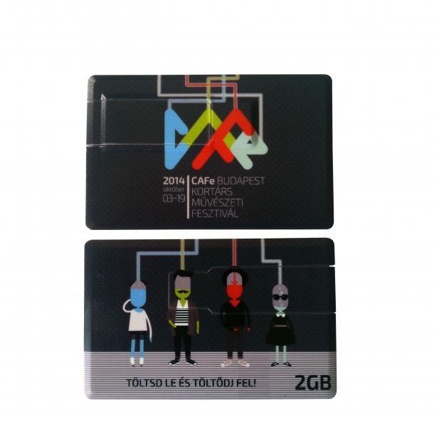 Egyedi USB drive